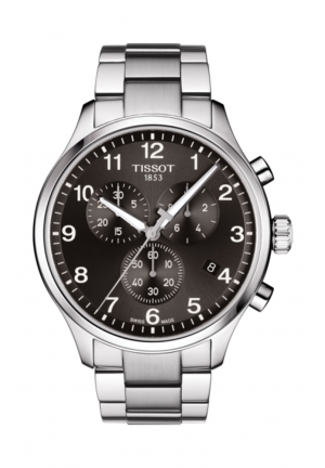 TISSOT CHRONO XL CLASSIC T1166171105701, 45MM
