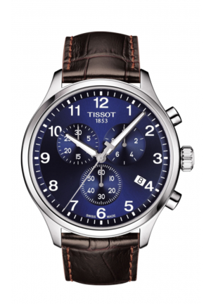 TISSOT CHRONO XL CLASSIC T1166171604700, 45MM