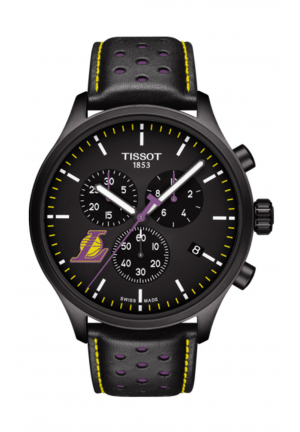 TISSOT CHRONO XL NBA CHRONOGRAPH LA LAKERS T1166173605103, 45MM