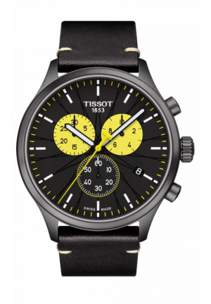 Tissot Chrono XL Tour de France 2019 Special Edition, 45mm