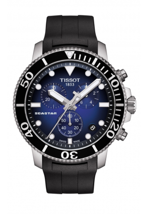 TISSOT SEASTAR 1000 CHRONOGRAPH , 45.5MM