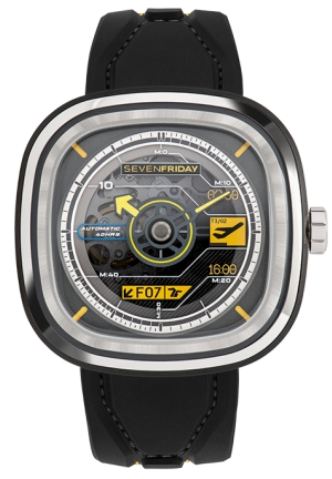 Sevenfriday  T3/02 RUNWAY 07 Limited Edition