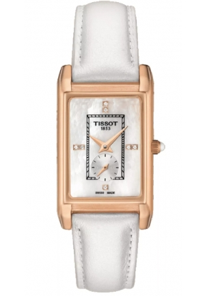 TISSOT LADIES PRESTIGIOUS QUARTZ T9233357611600  34,5X20 MM