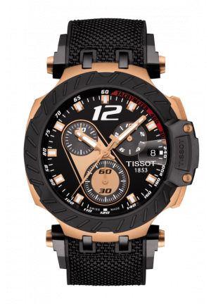 TISSOT T RACE MOTOGP 2019 CHRONOGRAPH LIMITED EDITION, 47.6MM