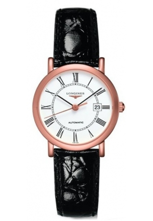 THE LONGINES ELEGANT COLLECTION L4.287.8.11.0