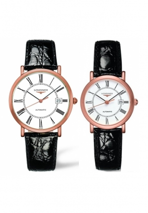 THE LONGINES ELEGANT COLLECTION L4.787.8.11.0-L4.287.8.11.0