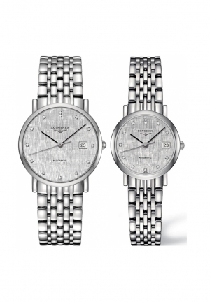 THE LONGINES ELEGANT COLLECTION L4.809.4.77.6-L4.309.4.77.6