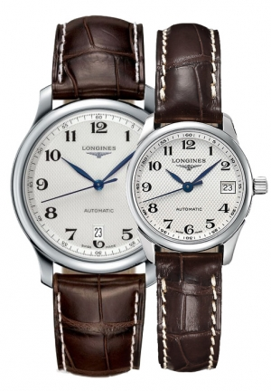 The Longines Master Automatic L2.628.4.78.3 L2.128.4.78.3