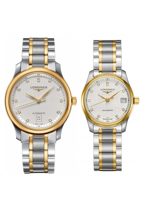 THE LONGINES MASTER COLLECTION L2.628.5.77.7-L2.257.5.77.7