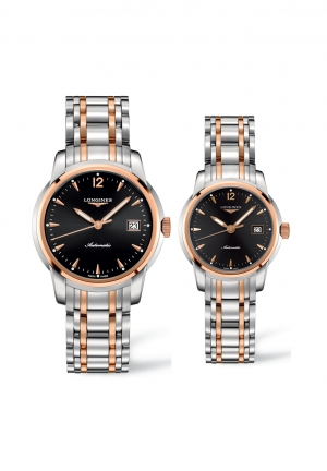 THE LONGINES SAINT-IMIER COLLECTION L2.763.5.52.7-L2.563.5.52.7
