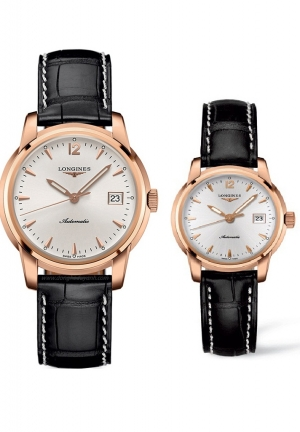 THE LONGINES SAINT-IMIER COLLECTION L2.763.8.72.3-L2.563.8.72.3