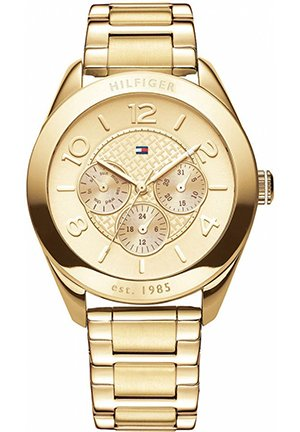 TOMMY HILFIGER Women's Gold Plated Stainless Steel Bracelet 40mm