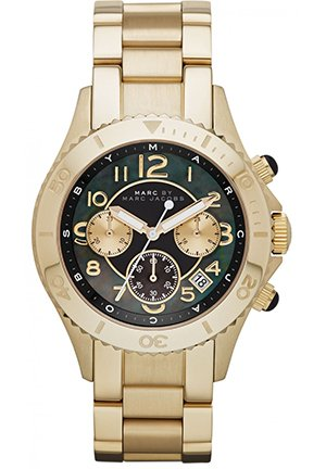 MARC JACOBS Rock Chronograph Bracelet Unisex Watch, 40mm
