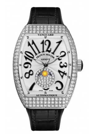 FRANCK MULLER VANGUARD V 32 SC AT FO L D CD 1P (NR), 32 X 42MM