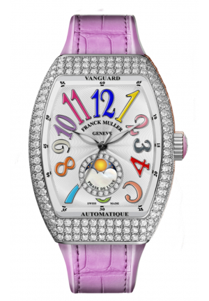 FRANCK MULLER VANGUARD V 32 SC AT FO L D CD 1R COL DRM (RS) OG, 32 X 42MM