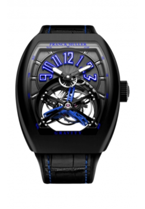 GRAVITY MEN'S WATCH V 45 T GR CS BR NR BLUE, 44 X 53.7MM