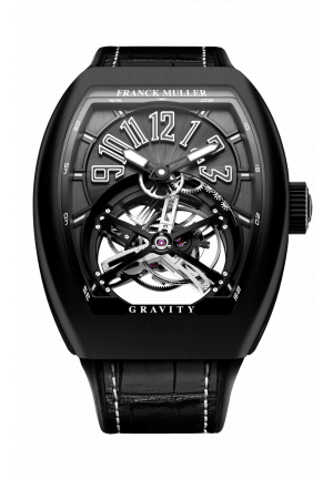 FRANCK MULLER GRAND COMPLICATIONS GRAVITI SKELETON V 45 T GR CS BR NR, 44Х53,7MM