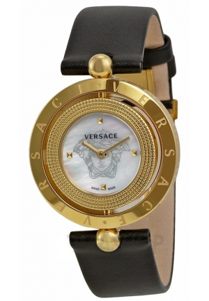 Versace Eon Mother of Pearl Dial Ladies Watch