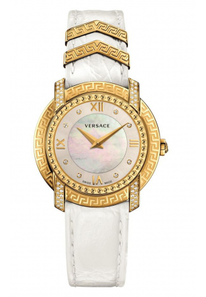 VERSACE DV-25 SWISS WHITE LADIES