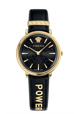 VERSACE V-CIRCLE MANIFESTO WATCH VBP040017