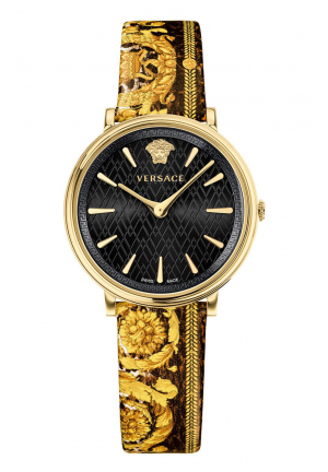VERSACE V-CIRCLE TRIBUTE EDITION WATCH
