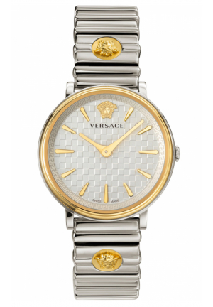 VERSACE V CIRCLE LOGOMANIA EDITION, 38MM