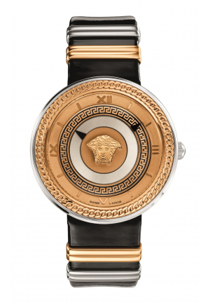 VERSACE V-METAL ICON WATCH