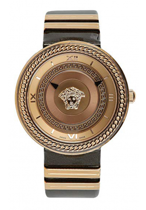 VERSACE V-METAL ICON , 40MM