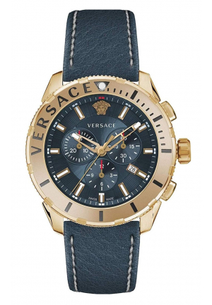 VERSACE CASUAL CHRONO WATCH, 48MM Giá: 22,750,000đ