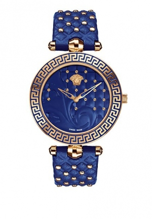 VERSACE Vanitas Blue 40mm