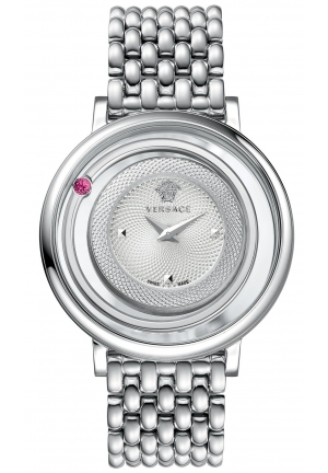 VERSACE Swiss Venus Stainless Steel Bracelet 39mm