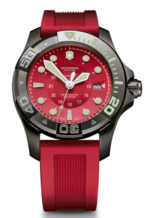 VICTORINOX SWISS ARMY Army Dive Master 500 Mens Watch 241353 43mm