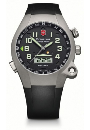 VICTORINOX SWISS ARMY Men's Active ST 5000 Digital Compass Watch 24837 42mm