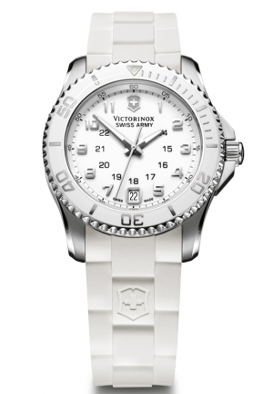 VICTORINOX SWISS ARMY Swiss Army Maverick Mother of Pearl Dial Ladies Watch 241492 33mm