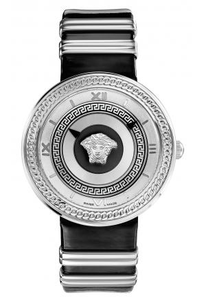 VERSACE Swiss V-Metal Accent 40mm