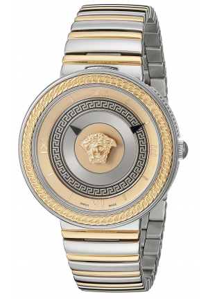 V-METAL ICON LADIES TWO TONE WATCH
