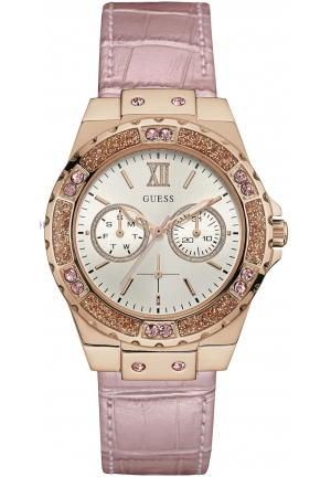 GUESS Ladies Trend Rose horloge