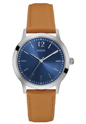 GUESS Montre Brown Leather
