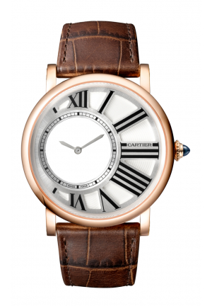 ROTONDE DE CARTIER MYSTERIOUS HOUR WATCH W1556223, 42MM
