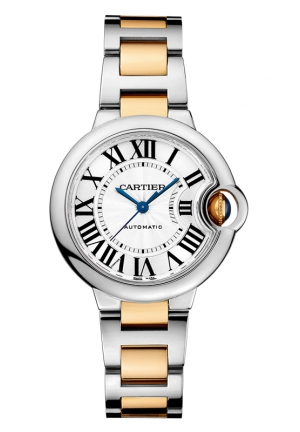 BALLON BLEU DE CARTIER WATCH 33 MM , W2BB0002