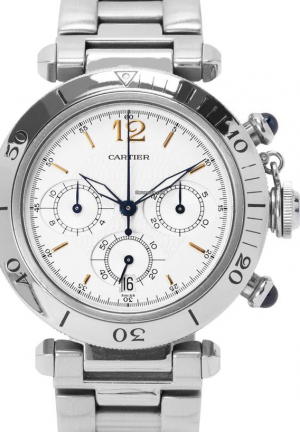Cartier Pasha Chronograph Quartz