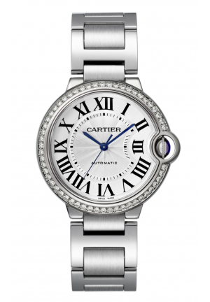 CARTIER BALLON BLEU DE WATCH W4BB0017, 36MM
