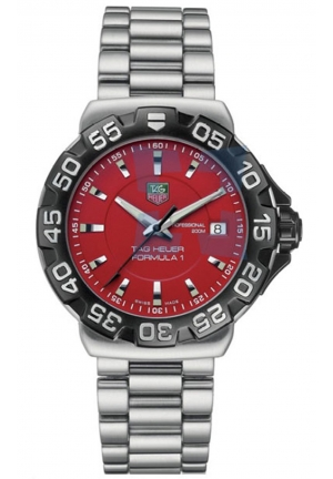 FORMULA 1 STEEL RED MEN'S WATCH 41MM,WAH1112.BA0850