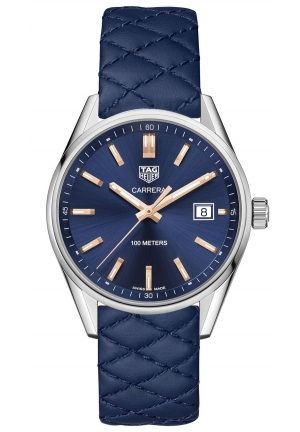 TAG HEUER CARRERA 100 M - ∅39 MM ROSE GOLD WAR1112.FC6391