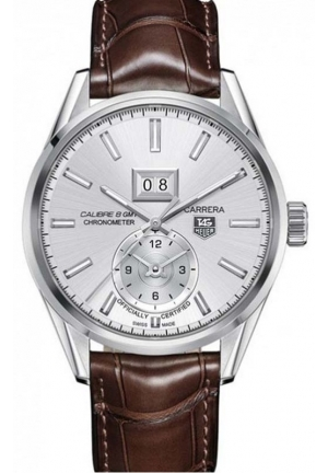 Carrera Grande Date GMT 41mm WAR5011.FC6291