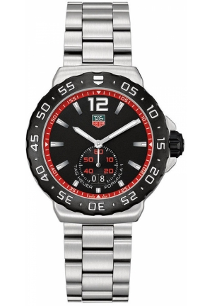 Men's Swiss Formula 1 Stainless Steel Bracelet 42mm WAU1114.BA0858