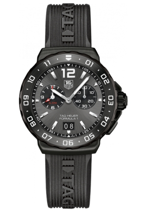 FORMULA 1 ANTHRACITE DIAL CHRONOGRAPH MEN'S WATCH,WAU111D.FT6024