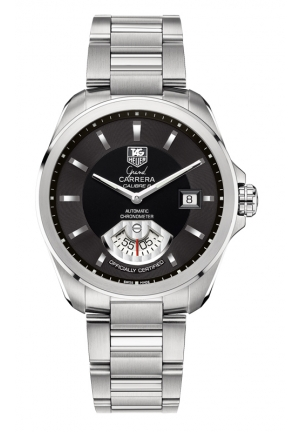 TAG HEUER GRAND CARRERA Calibre 6 RS Automatic Watch 40,2 mm WAV511A.BA0900