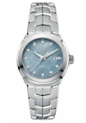 TAG HEUER LINK LADY WBC1313.BA0600, 32MM