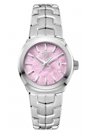 TAG HEUER LINK LADY WBC1317.BA0600, 32MM